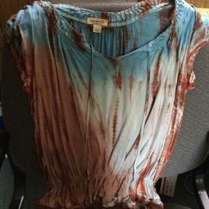 The dye top